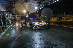 #188 Garage 59 McLaren 650 S GT3: Alexander West, Chris Goodwin, Chris Harris, Bradley Ellis