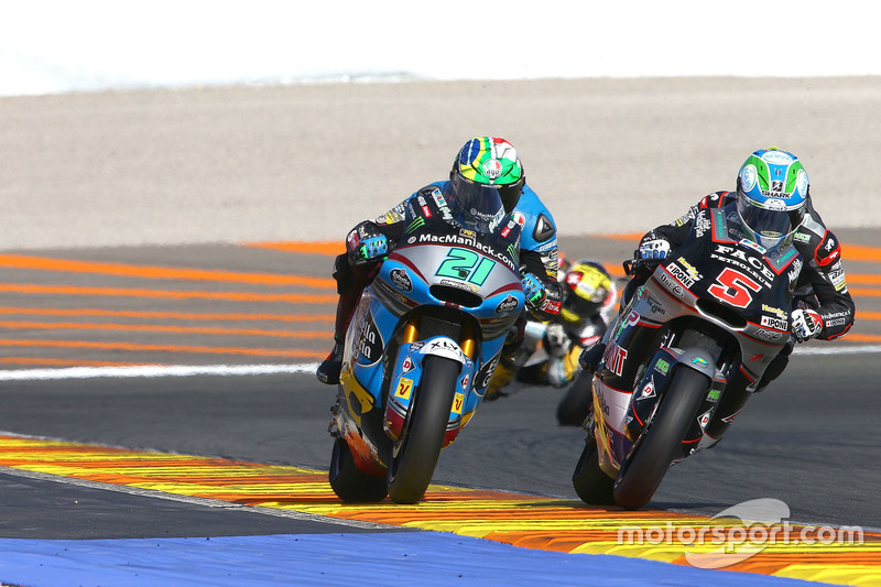 Johann Zarco, Ajo Motorsport, Franco Morbidelli, Marc VDS