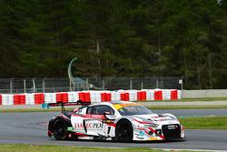 #1 JAMEC PEM, Audi R8 LMS: Christopher Mies, Tony Bates