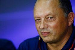 Frederic Vasseur, jefe de equipo de Sauber