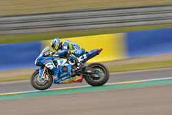 #1 Suzuki: Alexandre Cudlin, Etienne Masson, Vincent Philippe