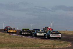 Diego De Carlo, LRD Racing Team Chevrolet, Juan Jose Ebarlin, Donto Racing Chevrolet, Mauro Giallomb