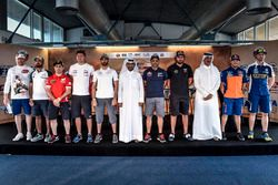 Participantes del Qatar Dessert Challenge