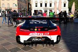 The Mercedes AMG GT3 of AKKA ASP