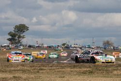 Juan Marcos Angelini, UR Racing Dodge, Jonatan Castellano, Castellano Power Team Dodge, Nicolas Bon