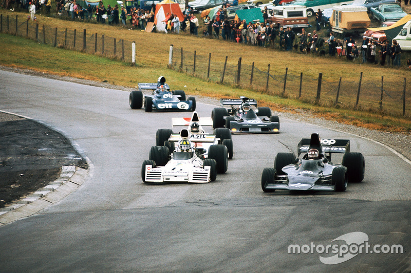 Jackie Oliver, Shadow DN1 Ford, Graham Hill, Shadow DN1 Ford, Jean-Pierre Jarier, March 731 Ford, Fr