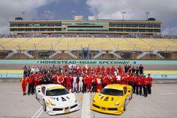 2017 Ferrari Challenge NA drivers