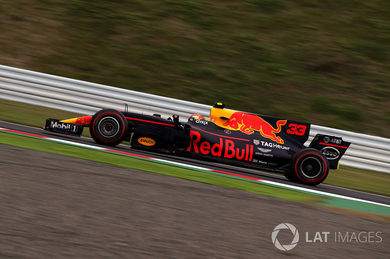 2. Max Verstappen, Red Bull Racing RB13