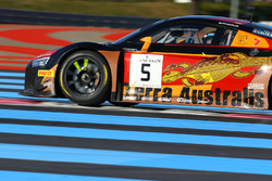 #5 Phoenix Racing Audi R8 LMS