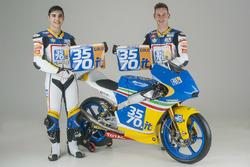 Lorenzo Petrarca, 3570 Team Italia e Stefano Valtulini, 3570 Team Italia