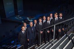 Tom Blomqvist, Jens Klingmann, Jens Marquardt, Jörg Müller, Marco Wittmann, Dirk Werner, António Félix da Costa, Maxime Martin, Augusto Farfus, Timo Glock
