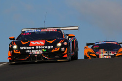 #48 M Motorsport, Lamborghini LP560-4: Justin McMillan, John McIntyre, Dale Wood