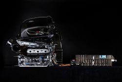 Le moteur Mercedes PU106-Type Hybrid de la Mercedes AMG F1 W06