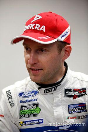#67 Ford Performance Chip Ganassi Racing Ford GT: Stefan Mücke