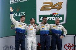 #28 Konrad Motorsport Lamborghini Huracan GT3 : Rolf Ineichen, Lance Willsey, Franz Konrad, Fabio Babini, Marc Basseng