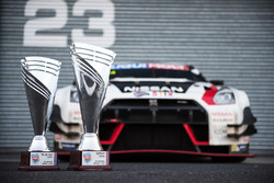 Tweede #1 Nissan Motorsports Nissan GT-R Nismo GT3
