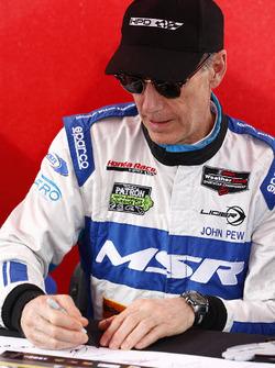 Джон Пью, Michael Shank Racing with Curb/Agajanian