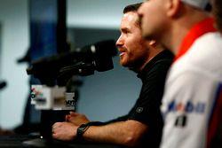 Conferencia de prensa: Brian Vickers, Stewart-Haas Racing Chevrolet