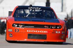 Josh Reaume, MBM Motorsports Dodge