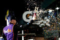 Sieger Denny Hamlin, Joe Gibbs Racing Toyota