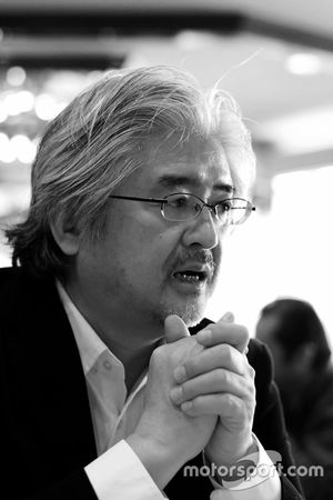 Kunihiko Akai, Editor in Chief, Motorsport.com Japan