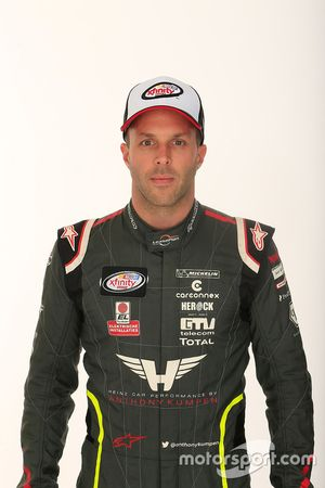 Anthony Kumpen, Chevrolet