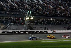 Zielflagge für Dale Earnhardt Jr., Hendrick Motorsports Chevrolet
