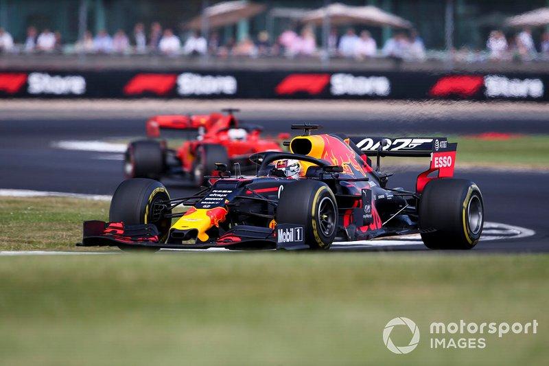 Max Verstappen – volta 23