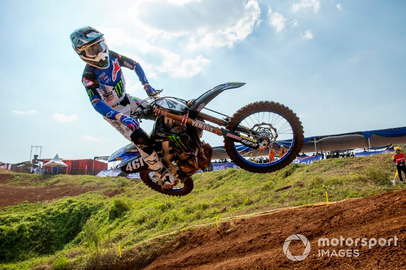 Romain Febvre, Yamaha Factory MXGP Team