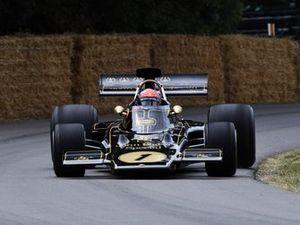 Lotus 72D Emerson Fittipaldi