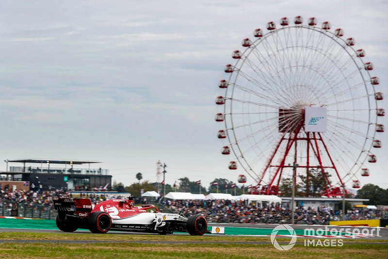 14 - Kimi Raikkonen, Alfa Romeo Racing C38
