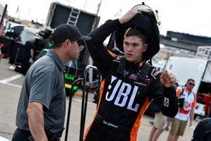 Todd Gilliland, Kyle Busch Motorsports, Toyota Tundra JBL and David Gilliland