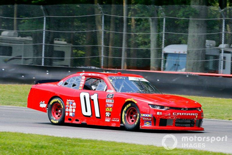 Stephen Leicht, JD Motorsports, Chevrolet Camaro The McLain Group