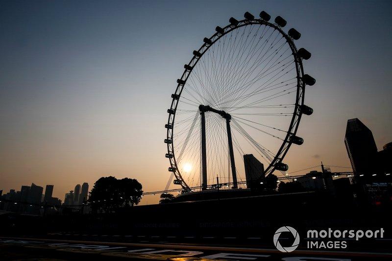 La noria de Singapur