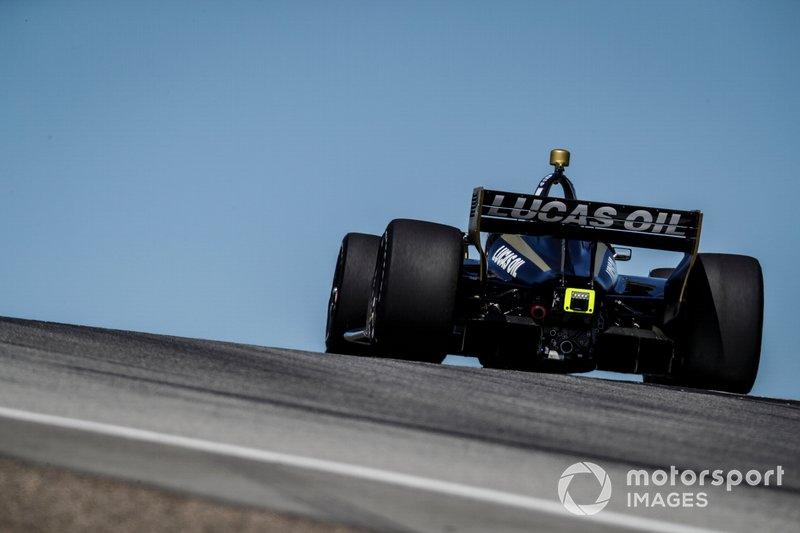 Маркус Эрикссон, Arrow Schmidt Peterson Motorsports Honda