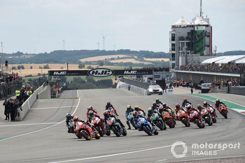 GP de Alemania (Sachsenring) - 21 de junio