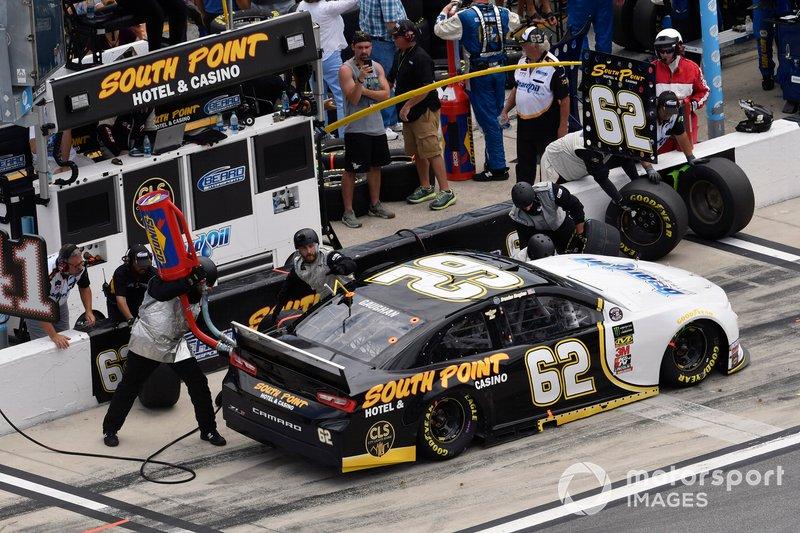 Brendan Gaughan, Rick Ware Racing, Chevrolet Camaro Beard Oil Distributing / South Point Hotel & Casino