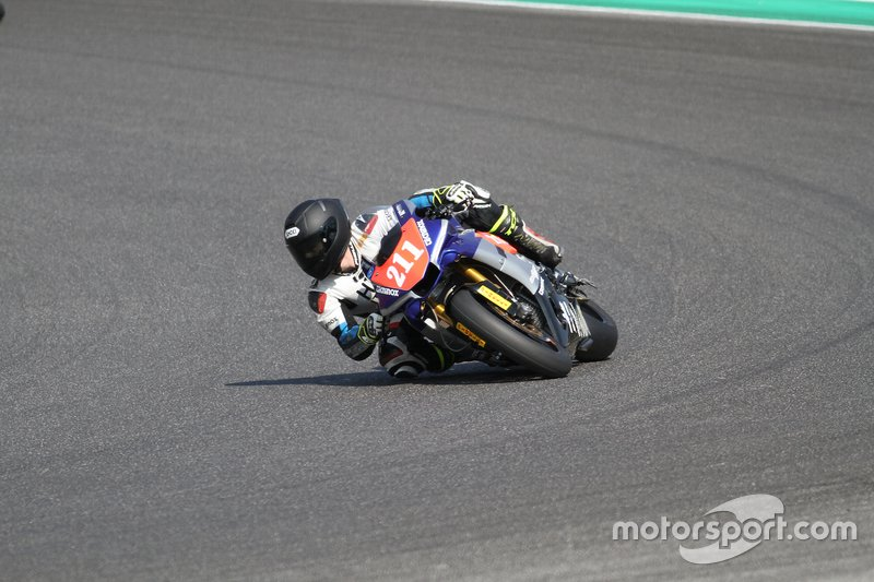 Marco Marcheluzzo, Yamaha