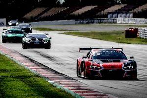 #2 Belgian Audi Club Team WRT Audi R8 LMS GT3 Evo: Dries Vanthoor, Alex Riberas, Ezequiel Perez Companc