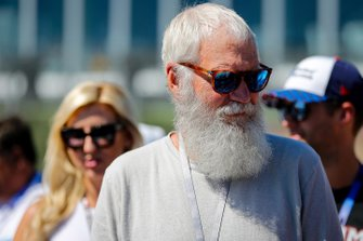 David Letterman, Graham Rahal, Rahal Letterman Lanigan Racing Honda team owner