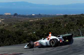 Разворот в связке «Штопор»: Колтон Херта, Harding Steinbrenner Racing Honda