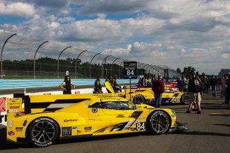 #84 JDC-Miller Motorsports Cadillac DPi, DPi: Simon Trummer, Stephen Simpson, Chris Miller