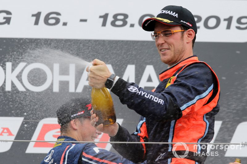 Thierry Neuville, Engstler Motorsport Hyundai i30 N TCR