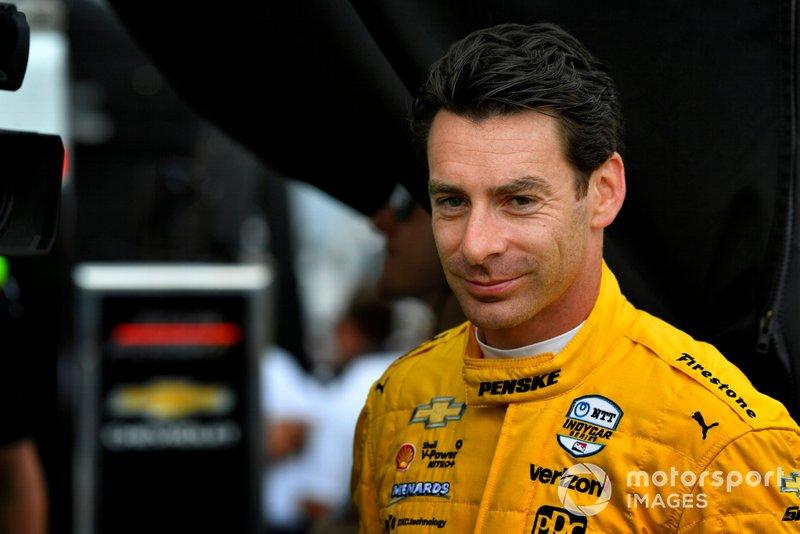 #29 Simon Pagenaud, IndyCar