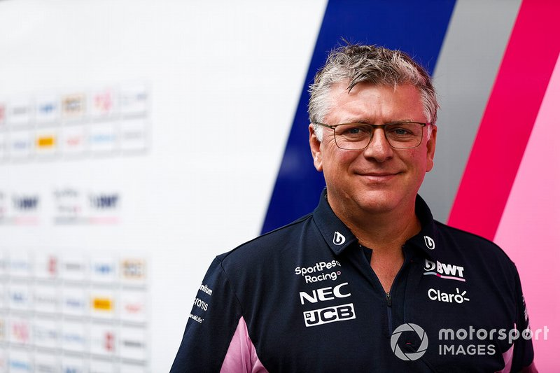 Otmar Szafnauer, Racing Point Team Principal e CEO