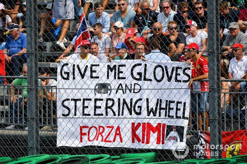 Fan al GP d'Italia