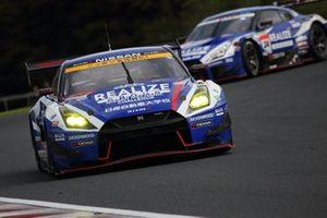 #56 Kondo Racing Nissan GT-R: Kazuki Hiramine, Sacha Fenestraz