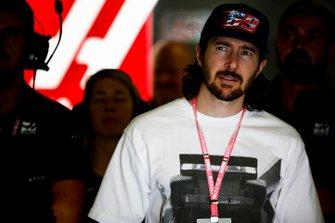 Dreyer & Reinbold Racing IndyCar-coureur JR Hildebrand