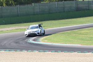 Franco Gnutti, Elite Motorsport, Volkswagen Golf GTI TCR