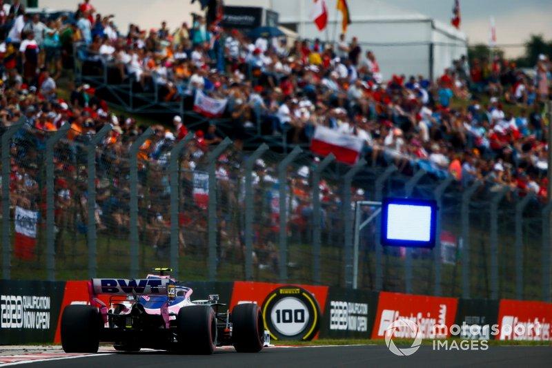 Лэнс Стролл (Racing Point) – 1:17,542
